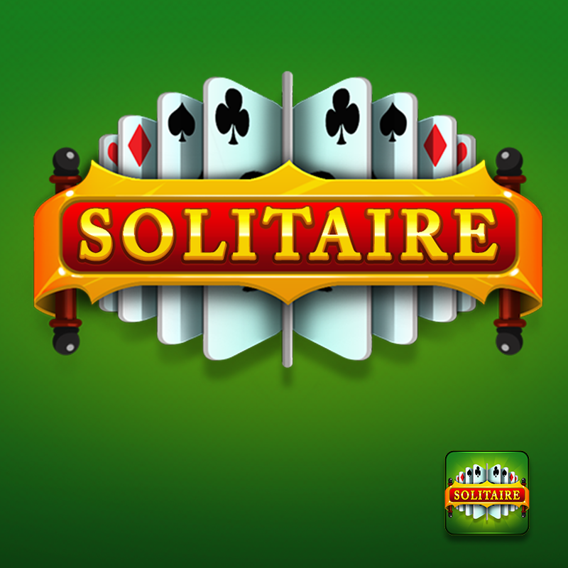 Solitaire Game Logo